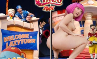 You Want A Superb Time Spunk To Lazytown Nymph Stephanie Will Make